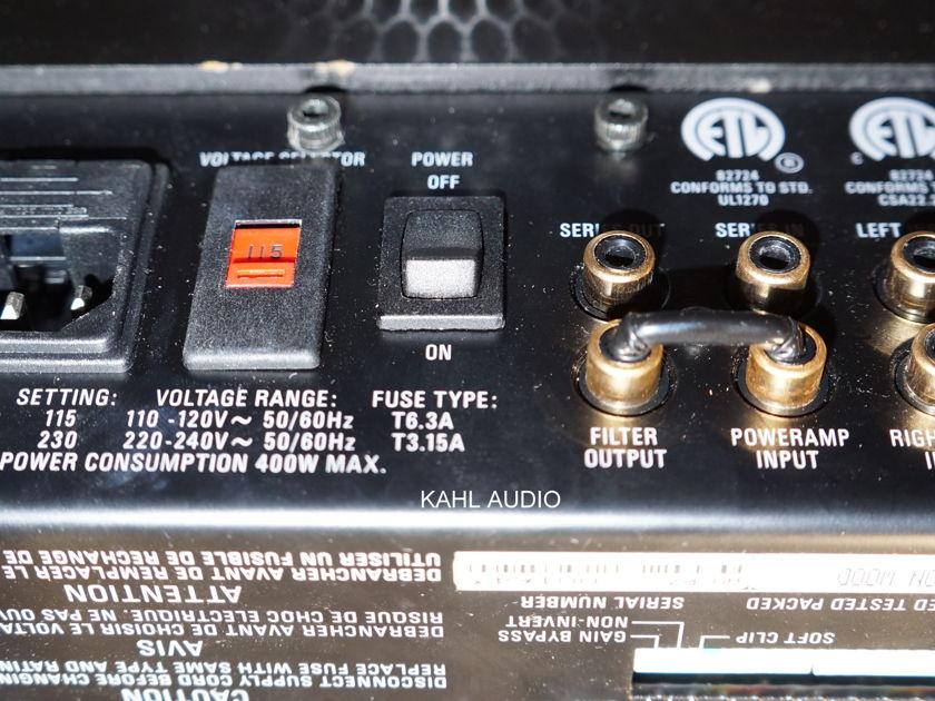 Linn AV5150 Active Isobarik Bass Subwoofer. 115V/230V switchable! $4,400