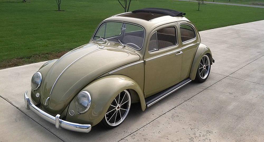 volkswagen beetle on klassik rader zodiac