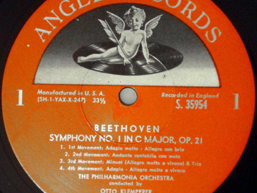 EMI Angel Semi-Circle / KLEMPERER, - Beethoven The Nine Symphonies,  MINT, 8 LP Box Set!