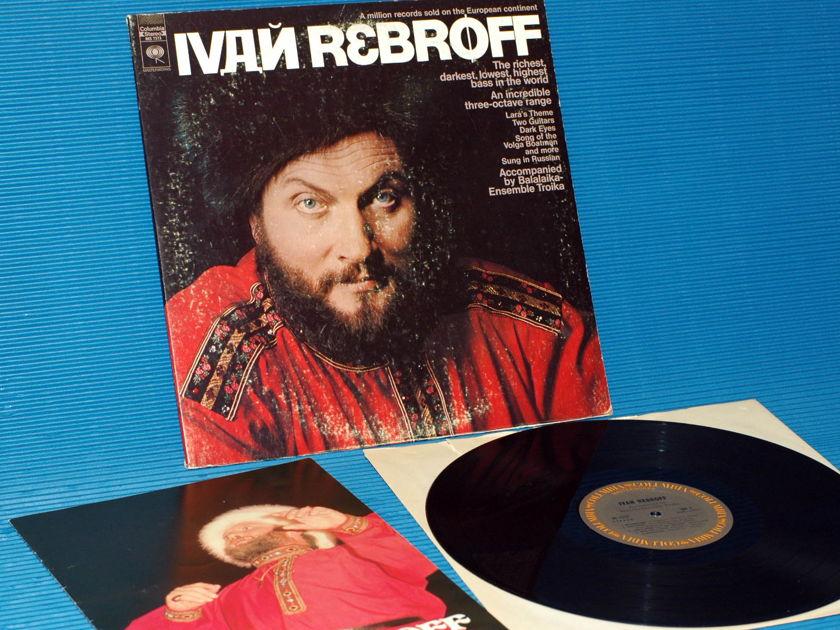 """IVAN REBROFF - """"Ivan Rebroff"""" - Columbia Masterworks 1st pressing"""