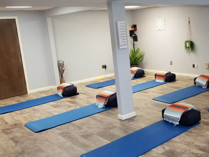 Therapeutic Yoga Space near Downtown