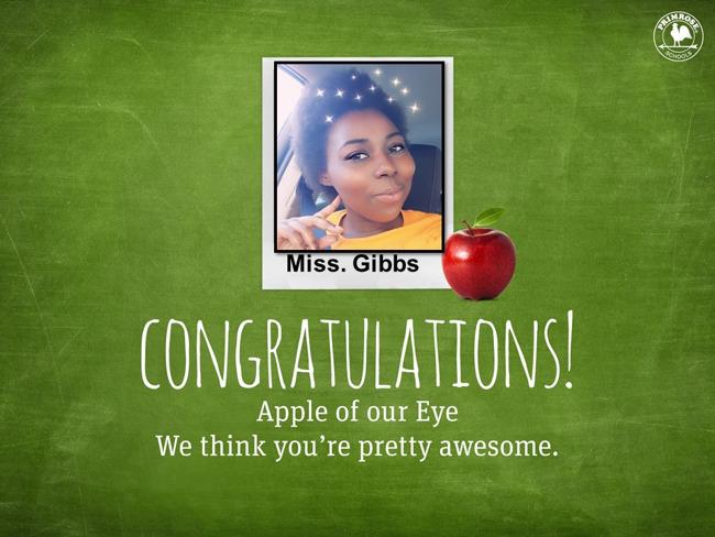 Miss Gibbs