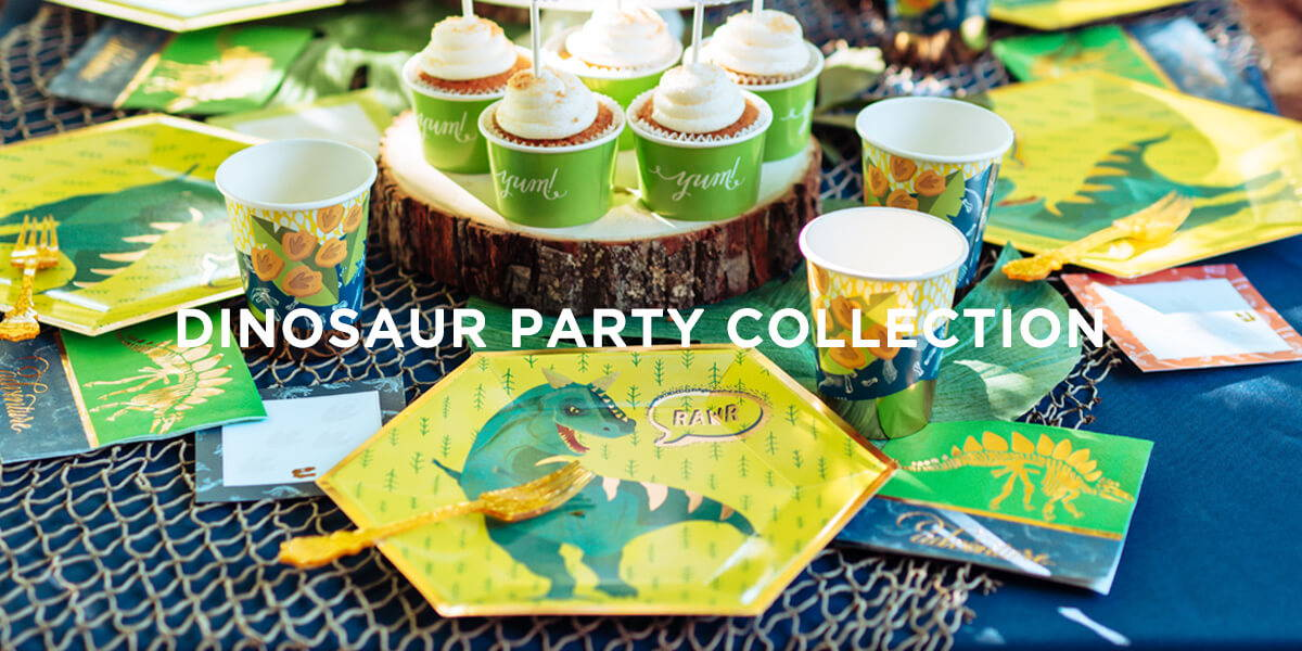 Dinosaur Birthday Party Decorations