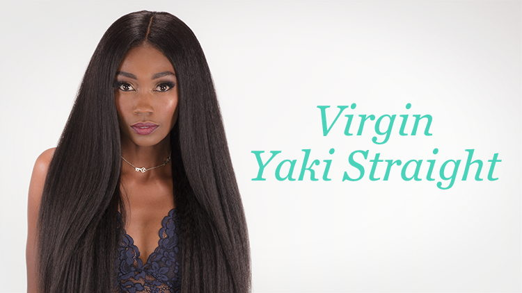 Virgin Yaki Straight