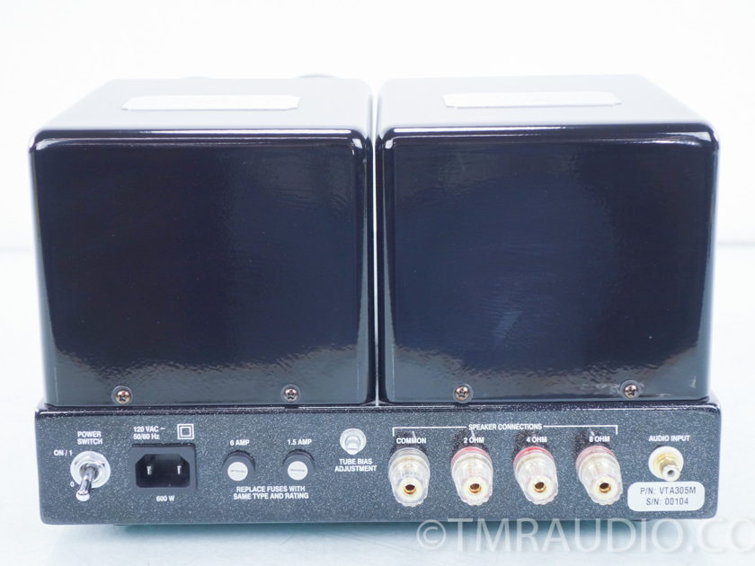 Carver VTA305M Mono Tube Power Amplifier; Pair