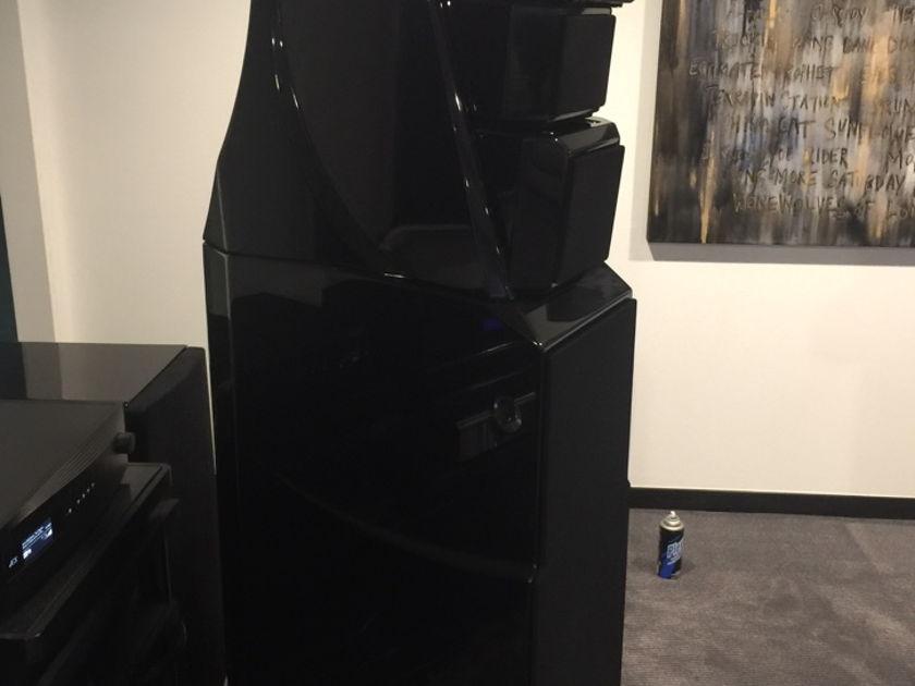 Wilson Audio Alexandria X-2 Series 2 Loudspeakers in Obsidian Black