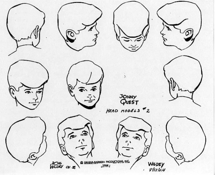 jonny quest sketch