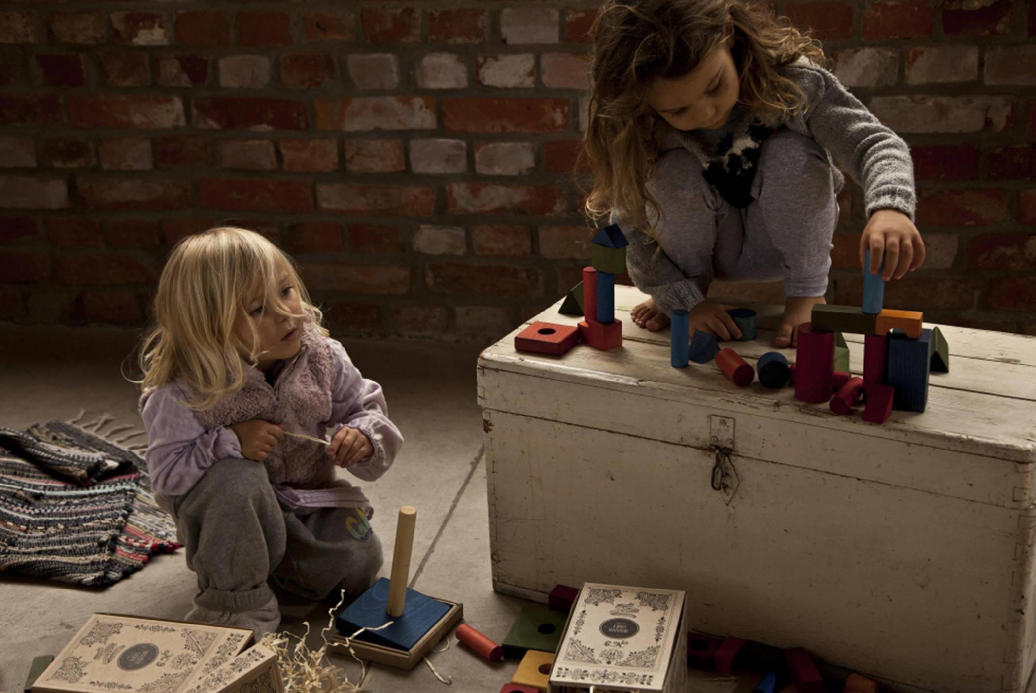 Les jouets éco-responsables de Wooden Story
