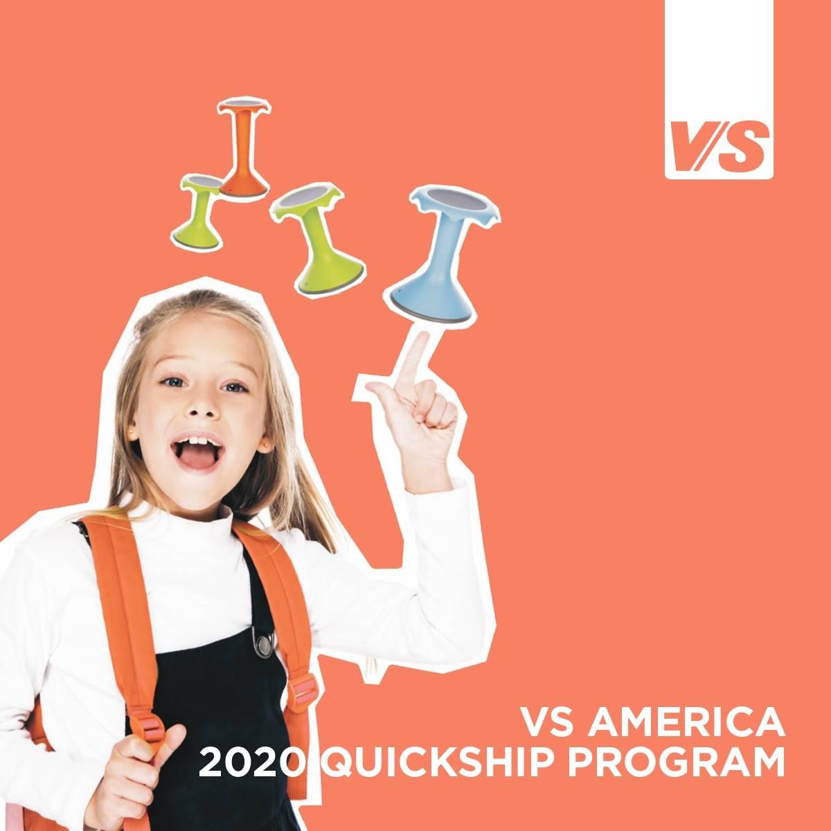 VS America Quickship Brochure