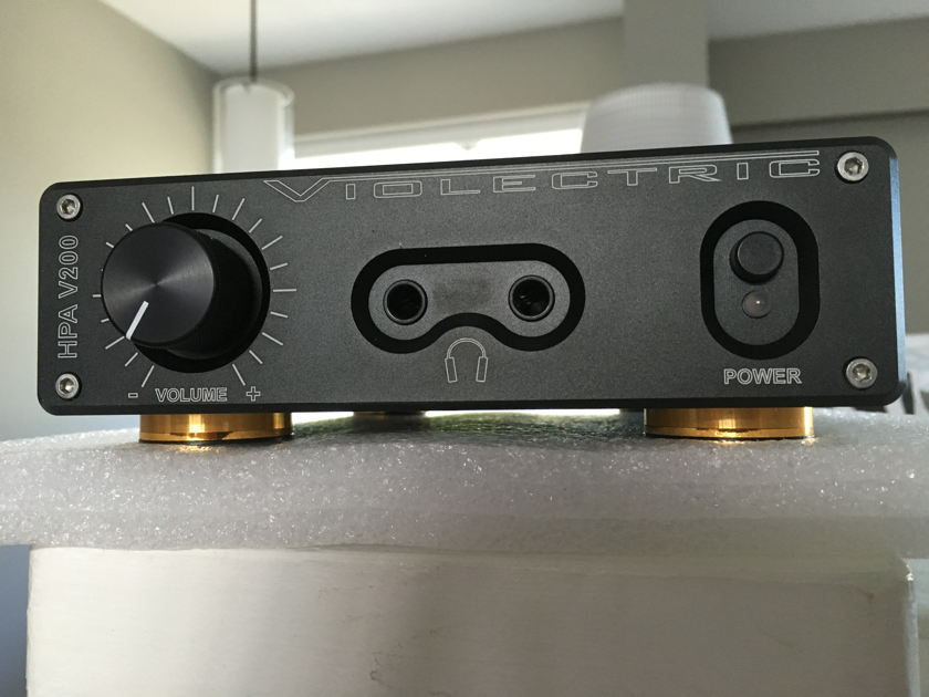 Violectric HPA V200 With DAC
