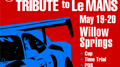 POC Guard Transmission Tribute to LeMans May 19-20
