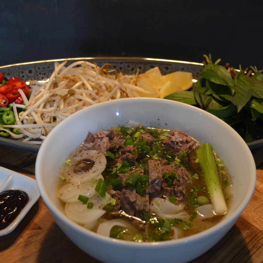 Date: 20 May 2020 (Wed) 125th Main: Pressure Cooker Vietnamese Beef Pho / Vietnamese Beef Noodle Soup / Pho Bo [355] [162.0%] [Score: 9.3] Cuisine: Vietnamese Dish Type: Main/Soup