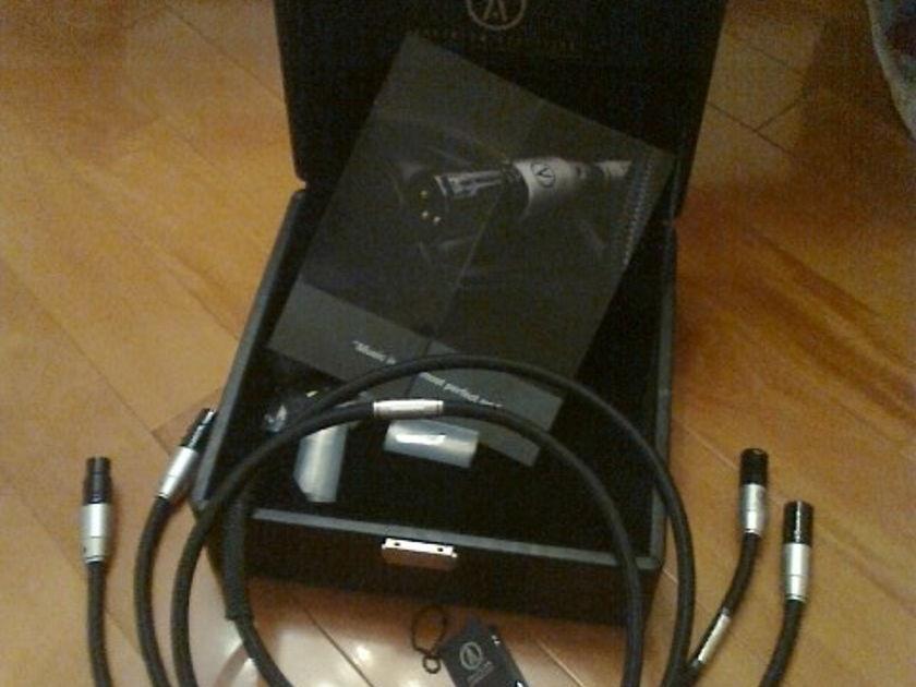 VooDoo Crystal Vajra Power Cable (6ft, US plug, 15A IEC)