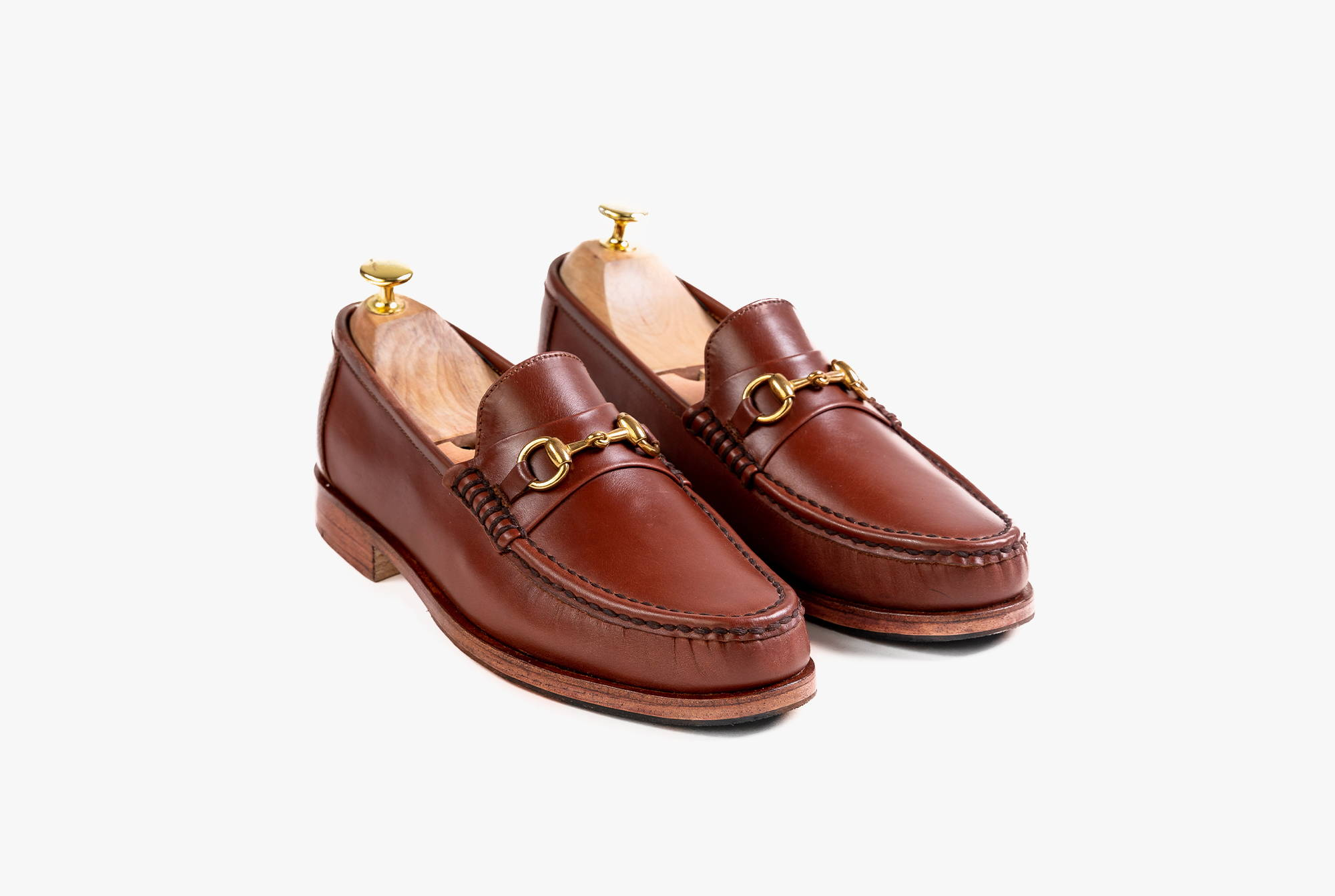 Penny Loafer Chestnut Brown