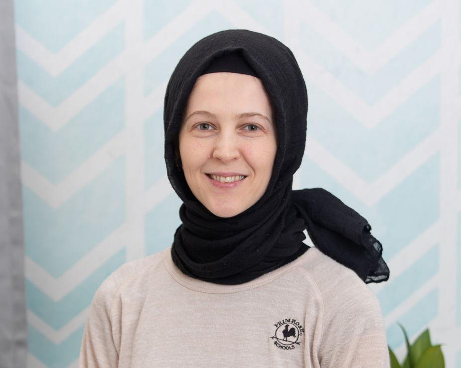 Ms. Kandemir , Assistant Teacher