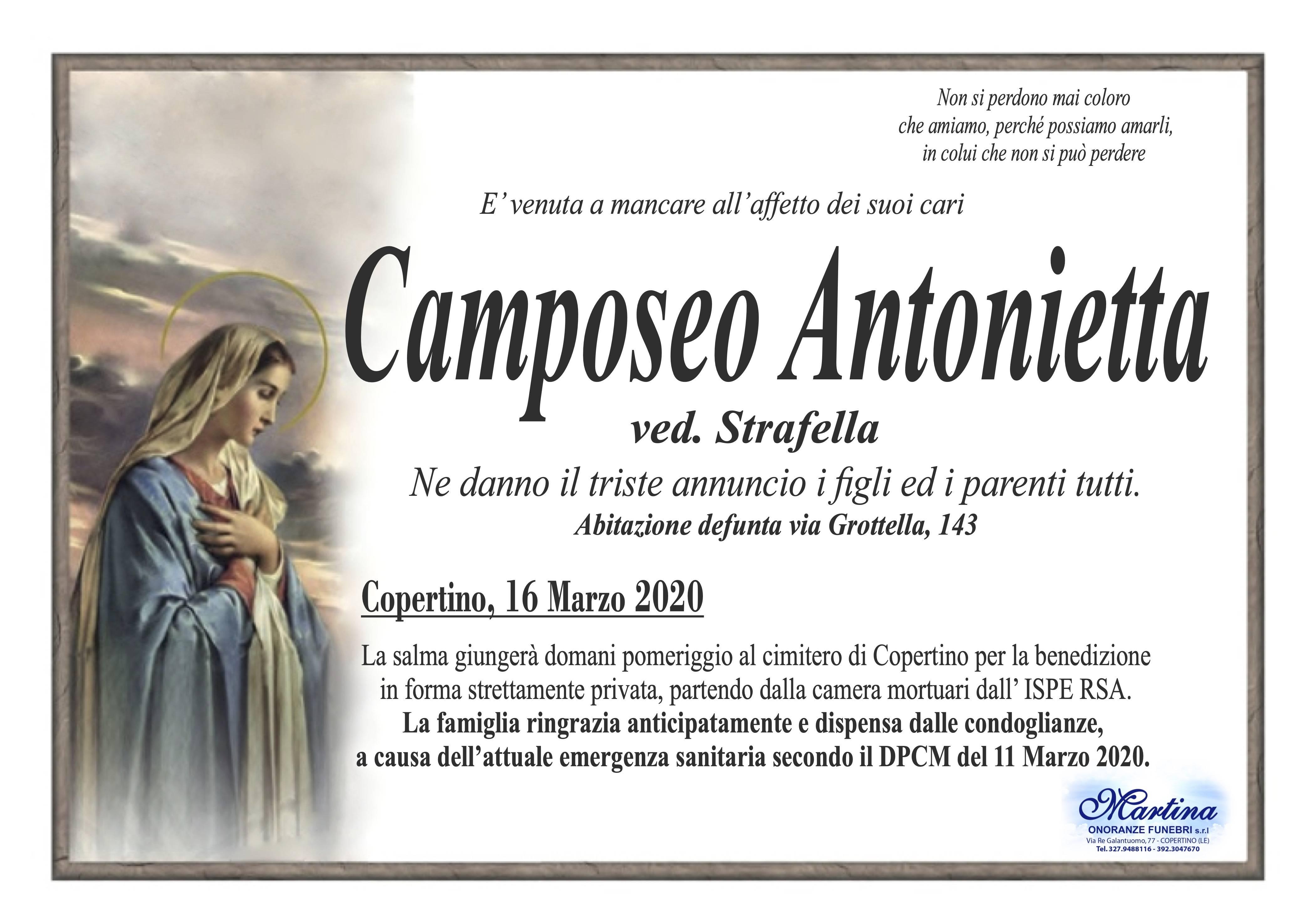 Antonietta Camposeo