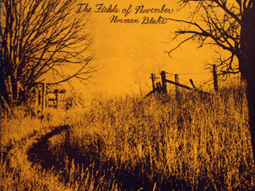 Norman Blake: - The Fields of November: Bluegrass and old Time Music