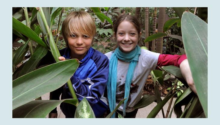 kinder in der biosphäre biosphäre potsdam
