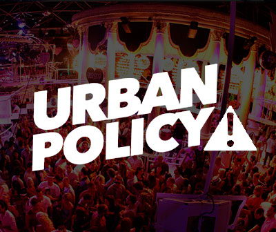 Party Urban Policy Es paradis Ibiza nightclub. Party calendar and tickets