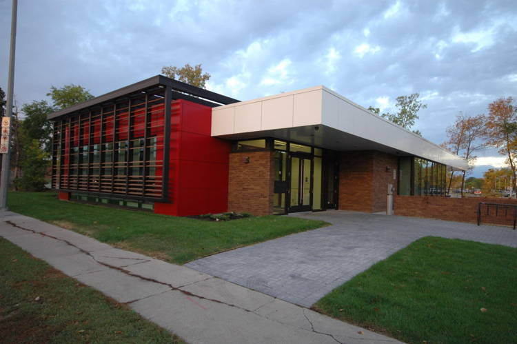 Raymond S.C. Wan Architect – Office Feature