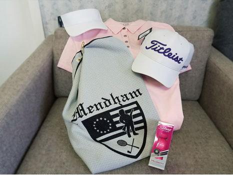 Ladies Golf Package