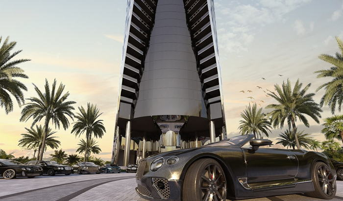 featured image of Bentley Residences