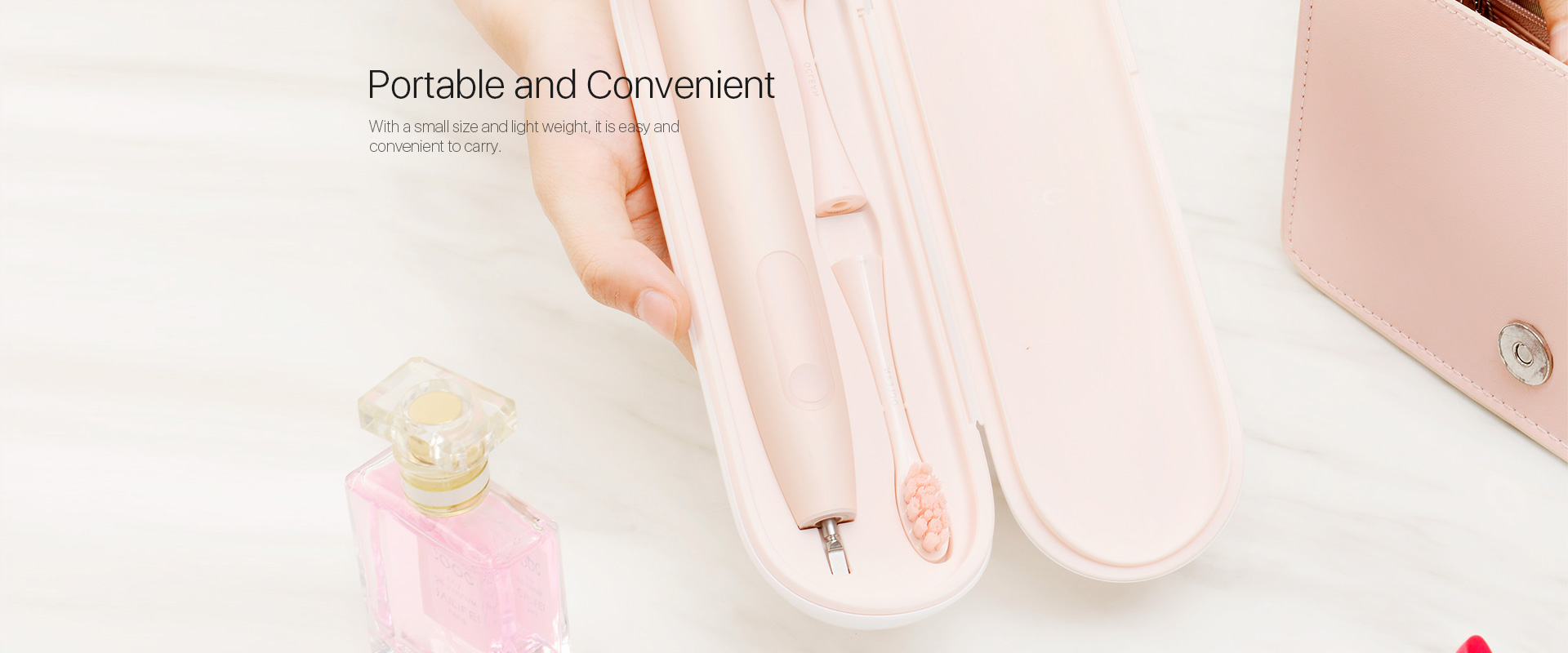 portable and convenient ,small size and light weight