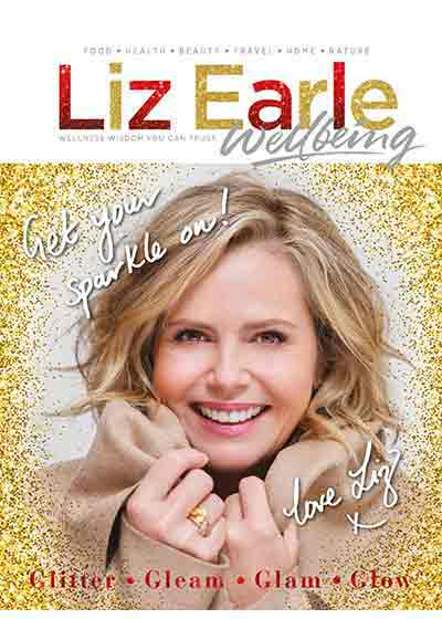Wellness expert & author Liz Earle recommends VENeffect Skin Care