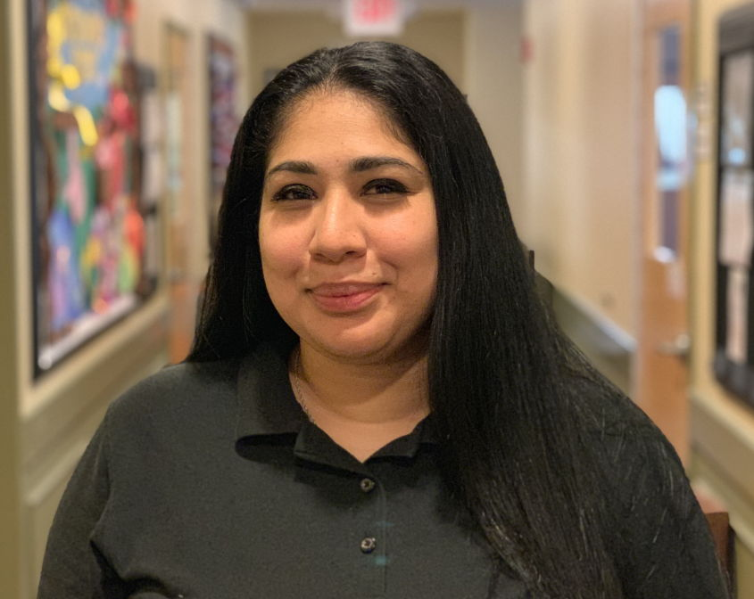 Valerie Ramirez , Support Teacher
