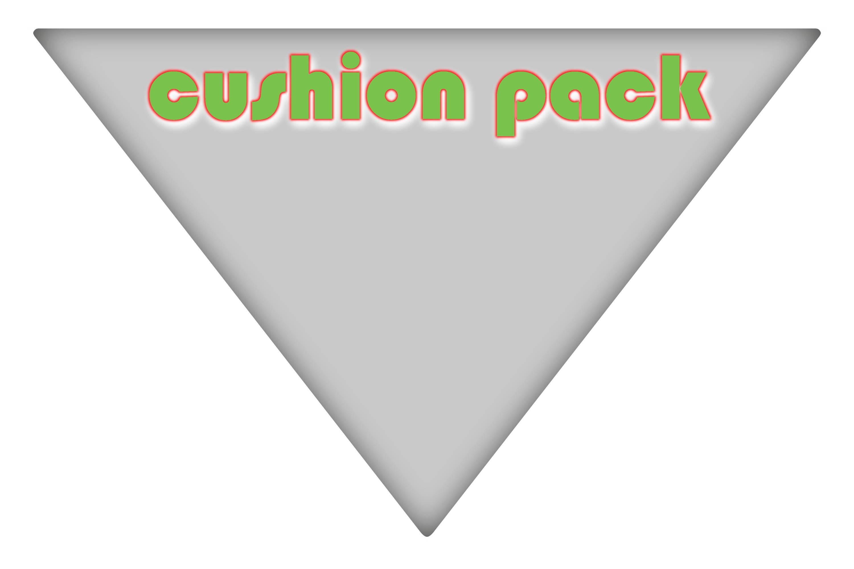 Cushion Pack Cardboard Shredders