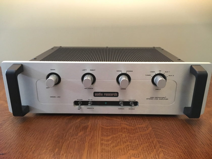 Audio Research LS-3 Linestage Preamplifier