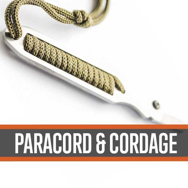 PARACORD AND CORDAGE