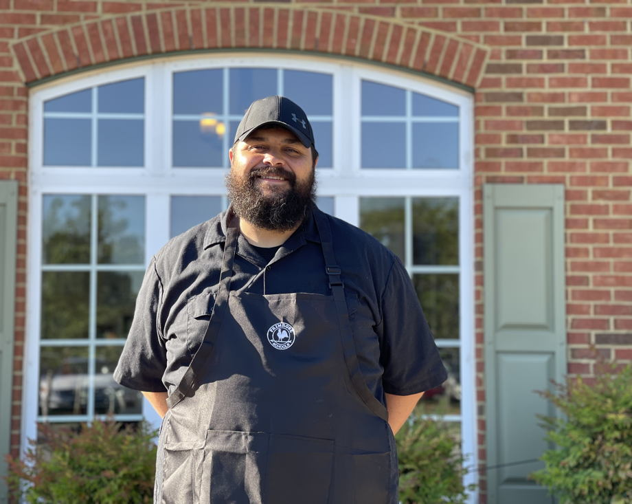 Mr. Gregory Wilson , Chef