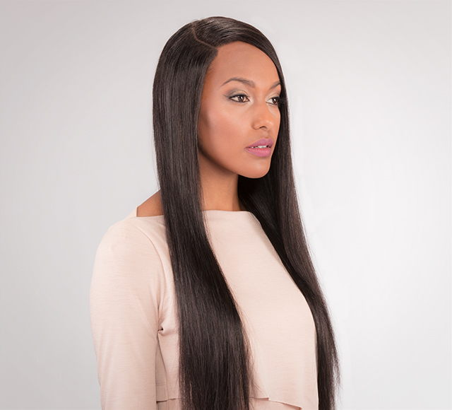 straight Lace Front Wigs Mayvenn