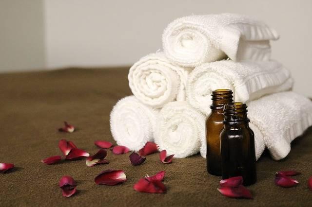 aromatherapy massage therapy