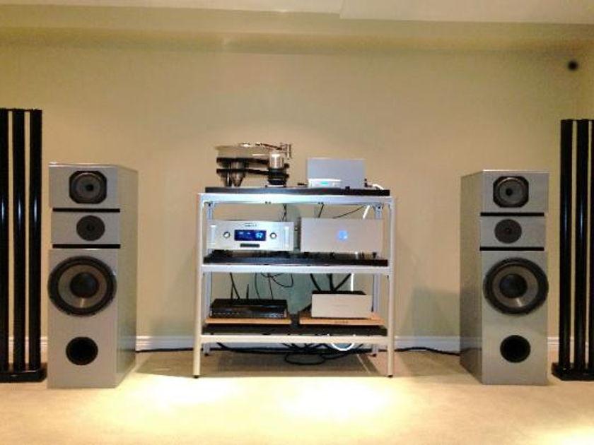 Steve Blinn Designs Audiophile Grade Rack, Priority #1...Superior Vibration Control