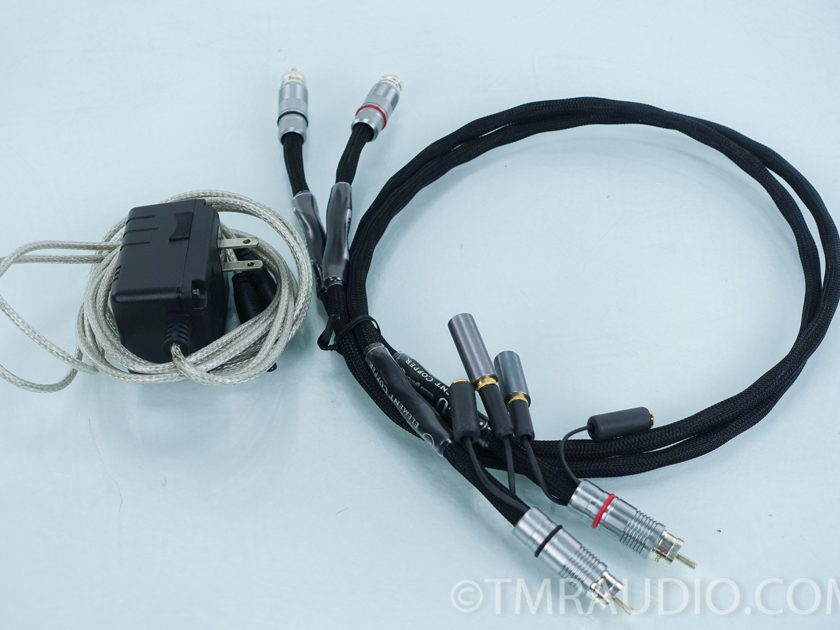 Synergistic Research Element 1 meter RCA Interconnects (7314)