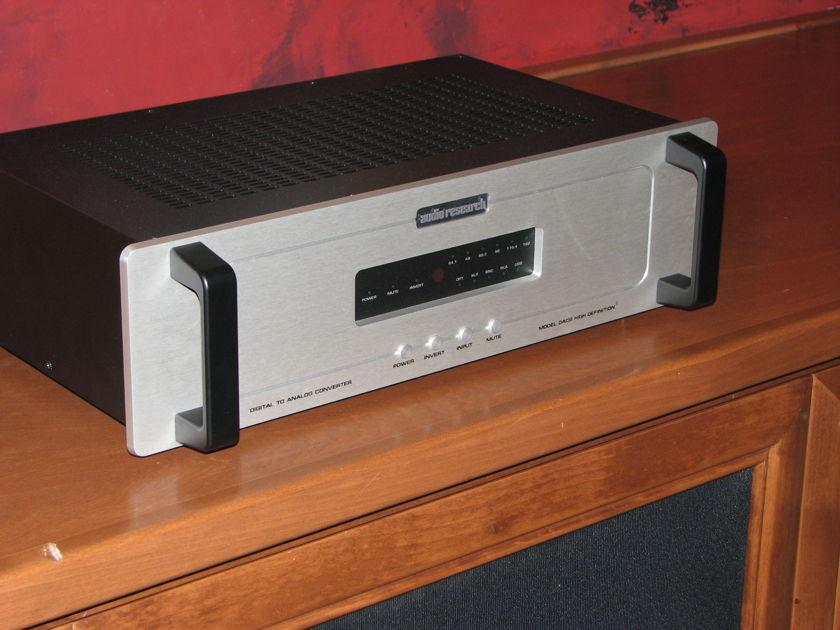 Audio Research DAC8 High resolution (24/192) dac