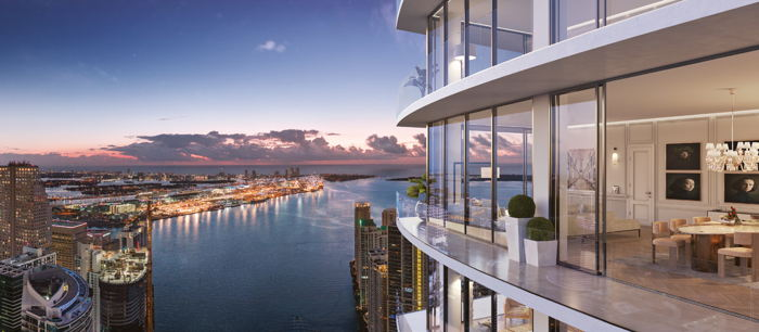 featured image of Baccarat Residences Miami