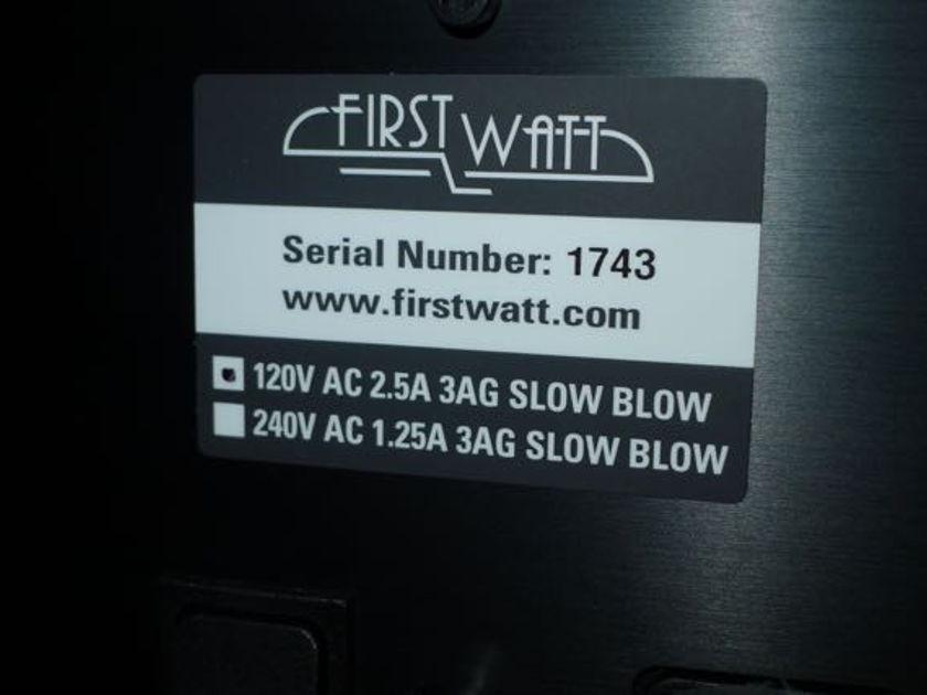 First Watt F2J