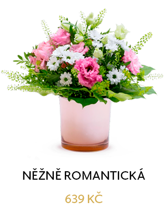 něžně romantická