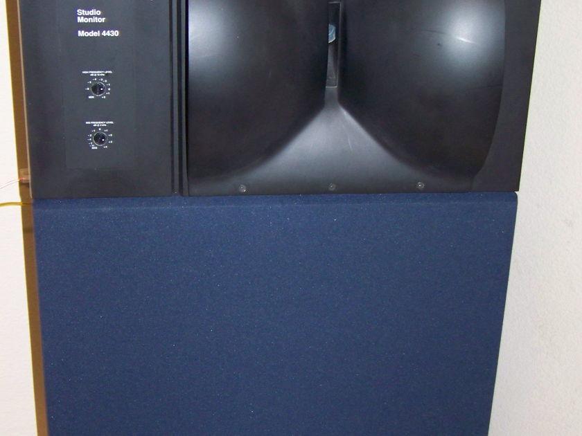 JBL 4430 Studio Monitors Beautiful