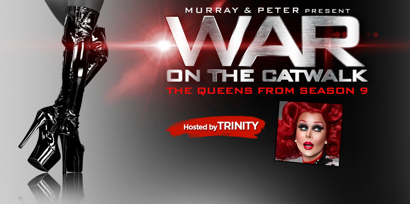 War on the Catwalk at the Shubert Theatre