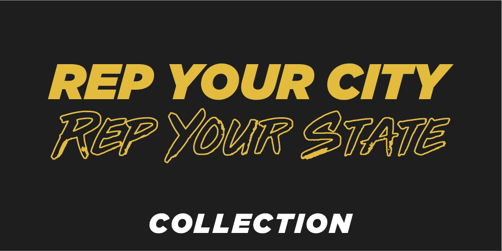 Rep Your City, Rep Your State Pro Football Collection