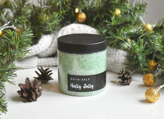 Соль для ванны «Holly Jolly»