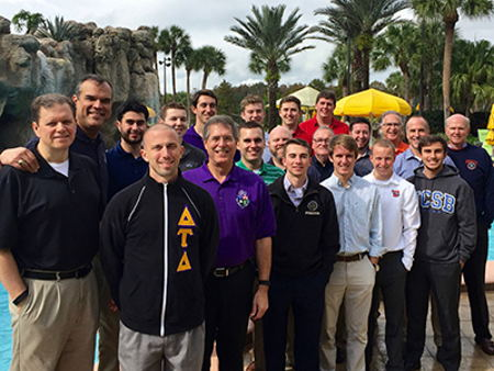 Arch Chapter Conducts Business at Winter Meeting