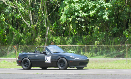 Hawaii Island SCCA Solo Event #10 10/28/2018
