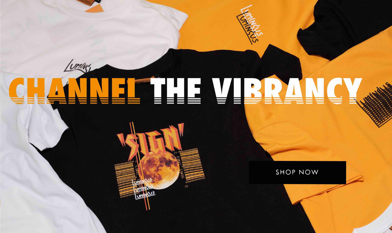Channel the Vibrancy - Shop Now