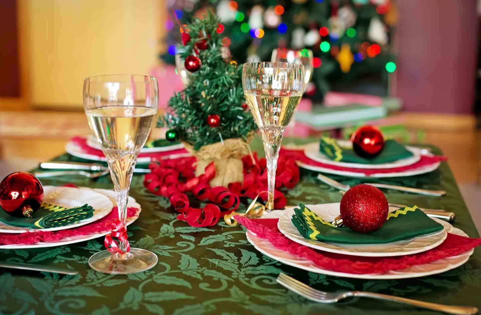 Cyclosas - décoration de noël, table décorée fêtes de fin d'année, cadeau en famille
