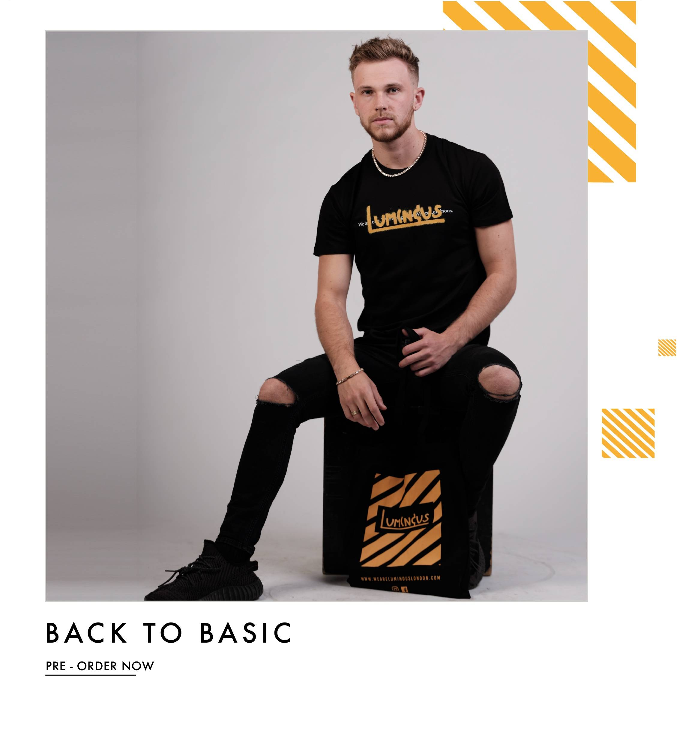 Back To Basic - Pre-order Now
